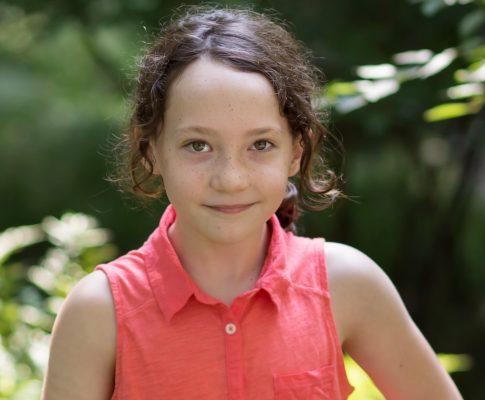 freckles~bergen county nj child photographer